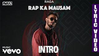 Intro - Official Lyric Video   Raga   Intro