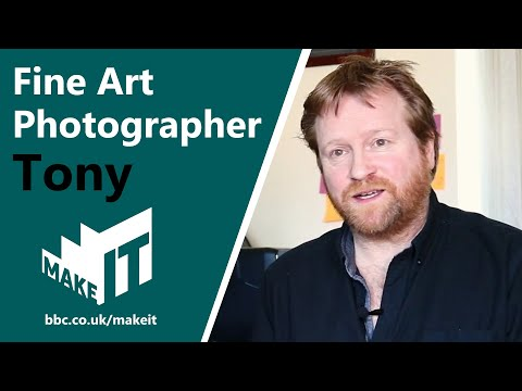 FINE ART PHOTOGRAPHER   Make It Into: Creative Arts