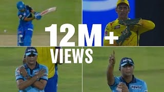3 Times MS Dhoni Overruled Umpire Decision