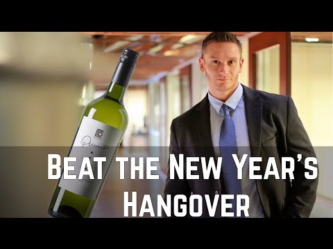 How to Beat a Hangover- Thomas DeLauer
