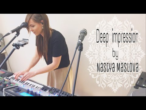 Xxx Mp4 Boss RC 505 Live Looping By Nastya Maslova Deep Impression 3gp Sex