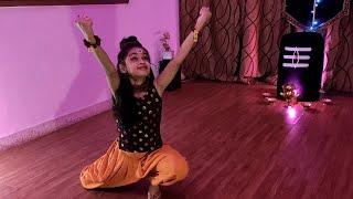 Shiv Tandav | Classical Dance | Performed by Vaishnavi U. V.
