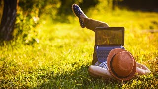 Electronic Study Music Instrumental Playlist | Chill Out Electronic Music for Studying Mix