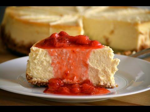 Cheesecake Recipe   How To Make New York Cheesecake   SyS