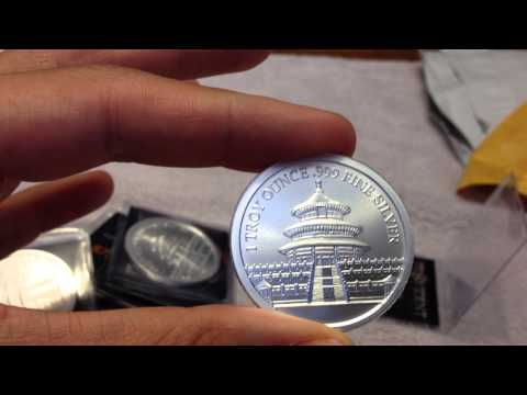 High Quality Cheap Silver SHTF - Provident Metals Review - Year of the Snake 2013