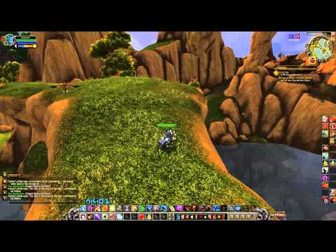 WoW-Warlords of Draenor Nagrand Flying Glitch