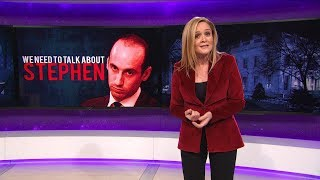 We Need to Talk About Stephen Miller | January 24, 2018 Act 1 | Full Frontal on TBS