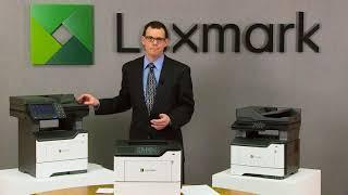 Lexmark Printer - Paper Jam - Vidly xyz
