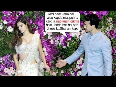 Xxx Mp4 Tiger Shroff FIGHTS With Girlfriend Disha Patani Again At Ambani 39 S WEDDING Ceremony Reception 3gp Sex
