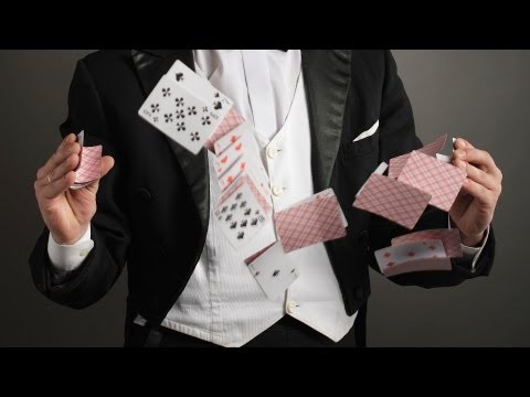 How to Become a Professional Magician | Coin & Card Magic