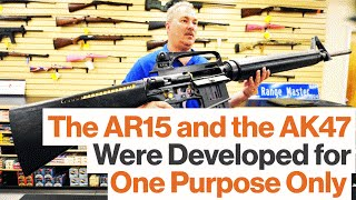 Gun enthusiasts are worried their guns could get confiscated by the feds. Writer Michael Shermer explains why that