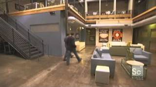 Science Of The Movies - South Park studios