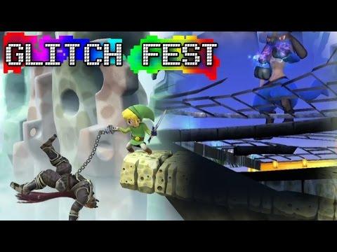 Super Smash Bros. (Wii U/3DS) - Glitchfest - Episode 4