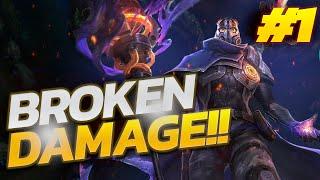 CoreJJ - Offseason Inhouse: Insanity Pentakill!!   Inhouse Highlights #1   League of Legends