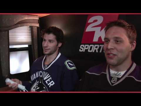 NHL 2K11 Tour Video