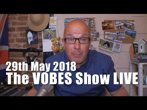The Vobes Show  -   Oak Apple Day   29th May 20188