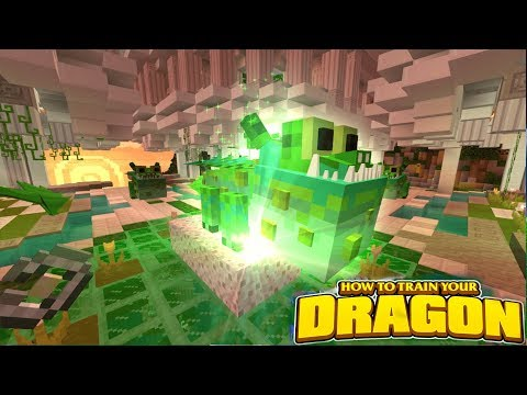 THE DRAGON MIRACLE!  HOW TO TRAIN YOUR DRAGON #71 w/ Little Lizard