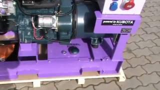 stromerzeuger 14tdka1 diesel generator kubota music jinni. Black Bedroom Furniture Sets. Home Design Ideas