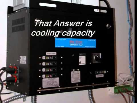 How to Calculate Cooling Needed for Your Server Room