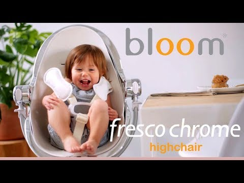 Bloom Fresco Highchair Lifestyle - Direct2Mum
