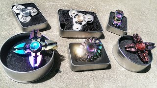 Download EXOTIC ★ Premium Fidget Hand spinners ★ Video