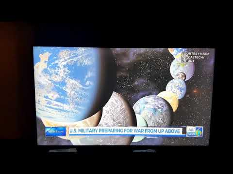 Interesting Space report from my local news station 6News Lansing Michigan Wlns.com