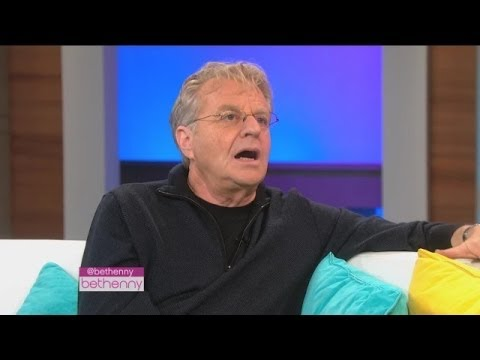 Jerry Springer on 'DWTS' Agony and His Best Moment on TV