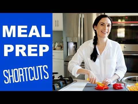 KickStart, Sugar Detox, Real Food, Whole30 Meal Prep Hacks to Save Time