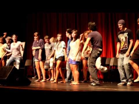 Barry Jones Hypnosis Show at Occidental College