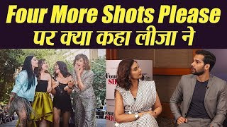 Lisa Ray & Neil Bhoopalam speak about their Web Series called Four More Shots Please | FilmiBeat