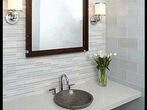 Bathroom wall tile interior design ideas