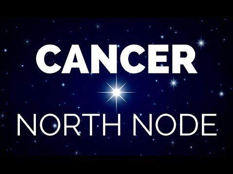NORTH NODE IN CANCER, SOUTH NODE IN CAPRICORN | Karma & Past Lives | Hannah's Elsewhere