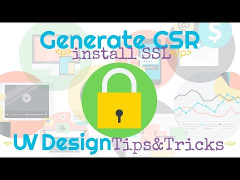 Easily Create a CSR and Install SSL on a Apache/Linux Server