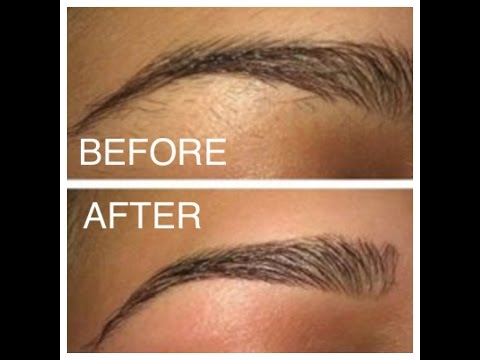 Step By Step: How to wax your own eyebrows