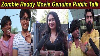 Zombie Reddy Movie Genuine Public Talk   Zombie Reddy Public Review   Teja Sajja   Prasanth Varma