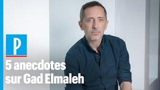 Spielberg, Monaco, les polémiques... Gad Elmaleh se dévoile en 5 anecdotes