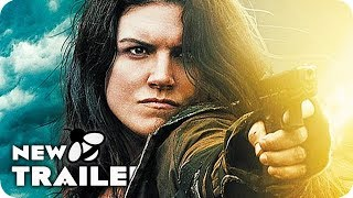 Scorched Earth Trailer (2018) Gina Carano Action Movie