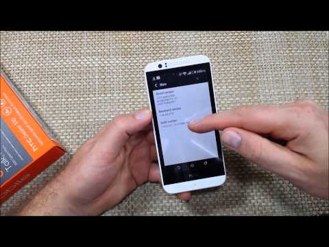 HTC Desire 510 enable or turn on developer options development & usb debugging