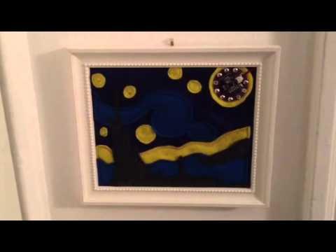 Late Night Lilypad Arduino: Starry Starry Felt
