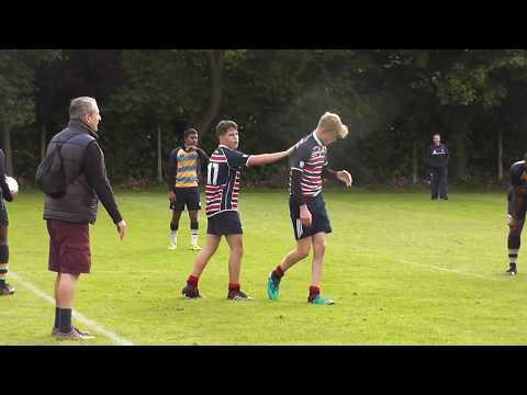 WCGS U16 v's Tiffin (2)