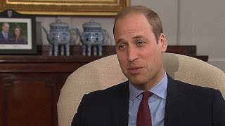 """Prince William reveals Queen gave him an """"almighty b--------g"""""""