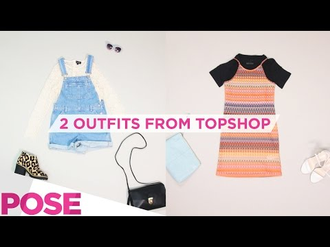2 Outfits From Topshop | High Street Edit 4