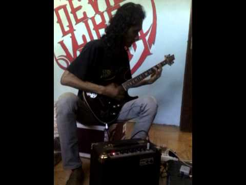 Mike Guitar Solo  Human Remind 03 Ayam Kota