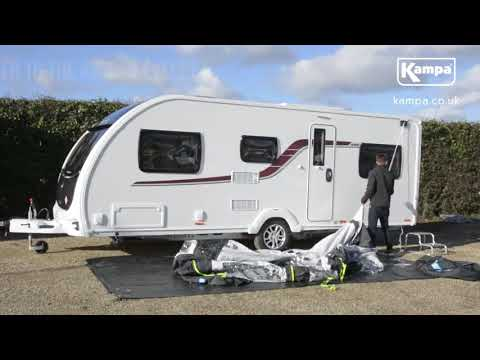 Kampa  Get to know the Easy Awning Pulley  Instructional Video