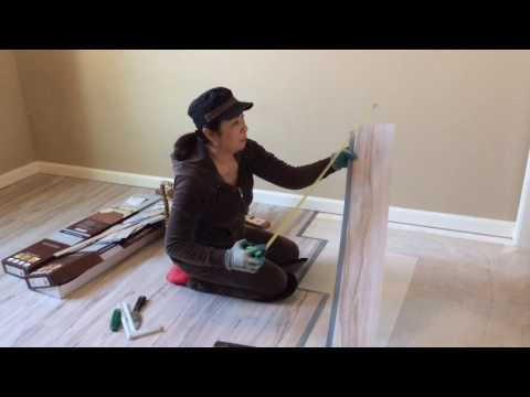 DIY Allure Plank Flooring