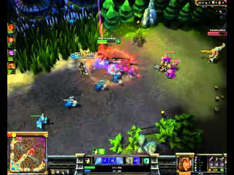 League of Legends Bot-Game Part.1