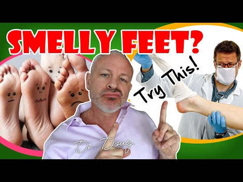Smelly Feet Remedy!