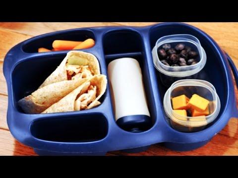 Healthy School Lunchbox - Children Health