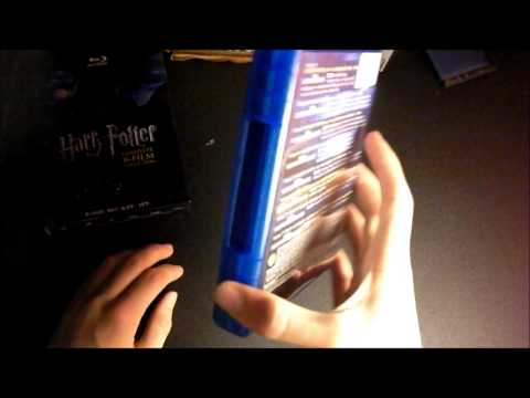 Harry Potter BluRay Box Set