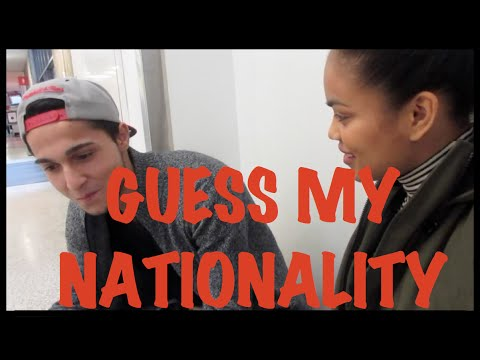 GUESS MY NATIONALITY - [VLOG #1] | JOYCEBELIKE